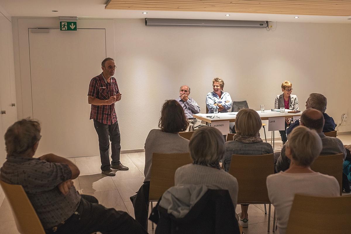 Fotogalerie 7. Kulturnacht Zweisimmen 2018